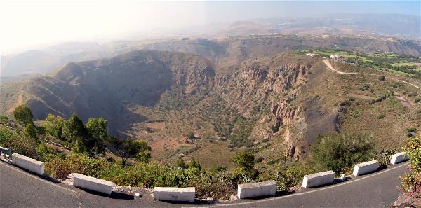 Gran Canaria Vulkan