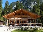 Bockhütte im Reintal