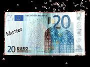 Zwanzig Euro verdienen