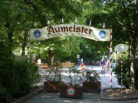 Wandern Mit Gps München Englischer Garten Aumeister